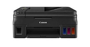 دانلود نرم افزار ریست Canon G4010