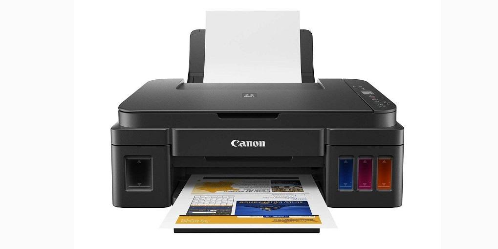 دانلود نرم افزار ریست Canon G2010